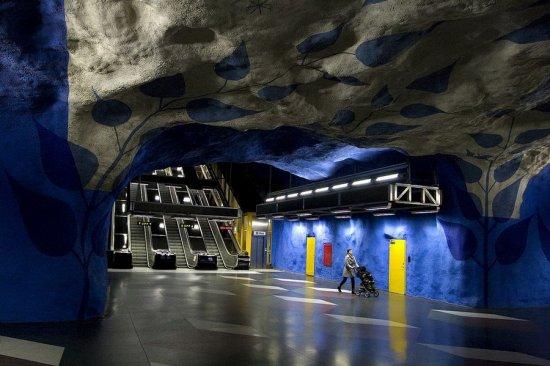 ����� ��������� ����� (Stockholms tunnelbana)