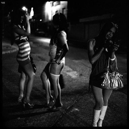 Проститутки-транссексуалки в Гондурасе