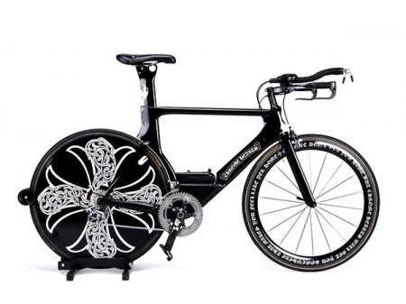 Велосипед Chrome Hearts x Cervelo Bike за $60000