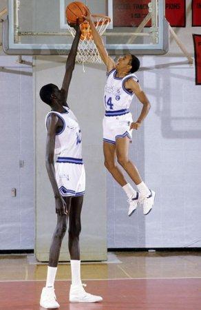 Самый высокий человек в НБА