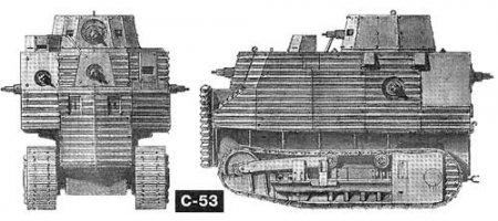 Концепты танков разных времен