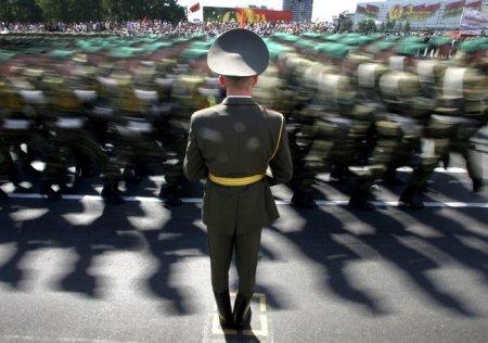 Белорусский язык принят войсковым уставом
