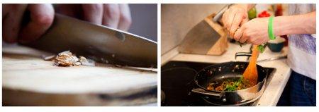 [постный рецепт] Тушеные баклажаны