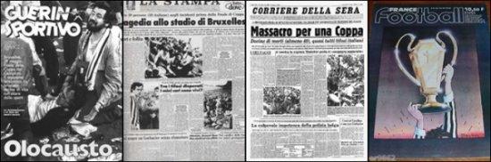 Трагедия на стадионе «Эйзель», 25 лет спустя...