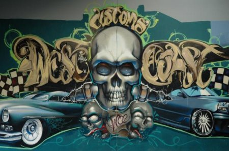 WEST COAST customs (FOTO)