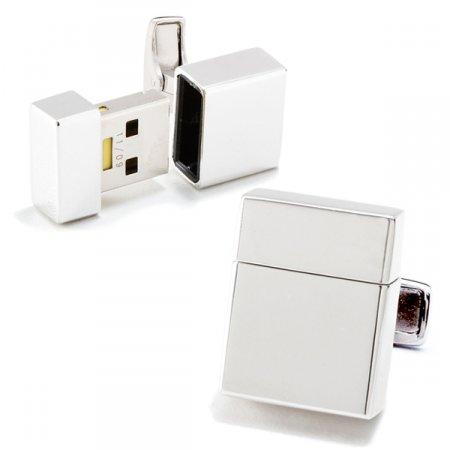 USB-флэшки в виде запонок