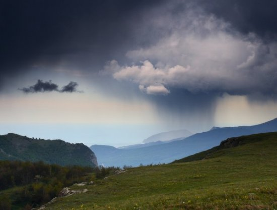 Пейзажи. Фотограф Леонид Тит