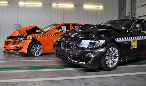 DEKRA и BMW испытали адаптивный круиз-контроль новой баварской «пятёрки»