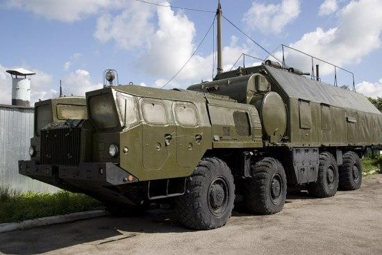 Музей военной автомобильной техники в Рязани