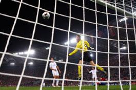 Футбольная сборная Беларуси проиграла шведам в товарищеском матче
