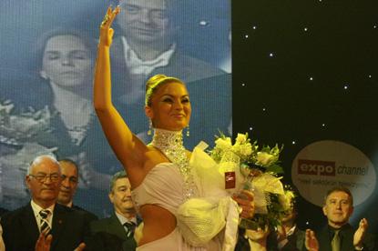 Белорусская певица Гюнешь в тройке сильнейших!