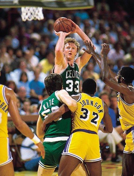 Классика 80-х - Селтикс против Лейкерс