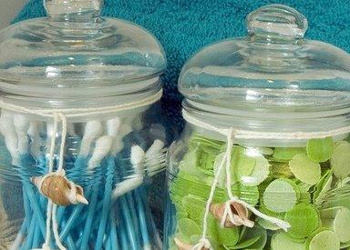 Подарки моря: ракушки в доме (декор)