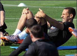 Англия несёт потери - Рио Фердинанд пропустит Чемпионат Мира