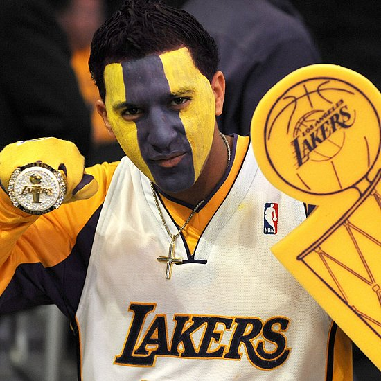 Los Angeles Lakers  чемпионы NBA 2010