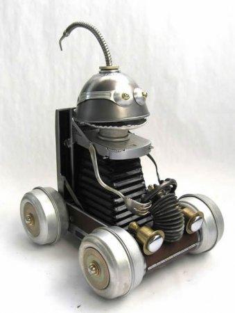 Самодельные роботы