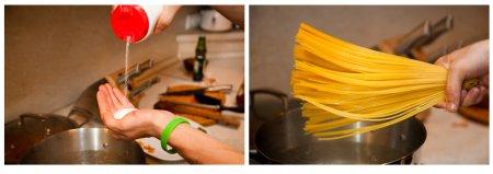 Спагетти болоньезе (вариация на тему)