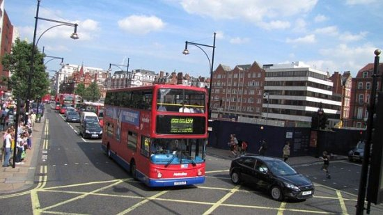 Транспорт Лондона