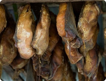 Хакарл: самое отвратительное блюдо в мире