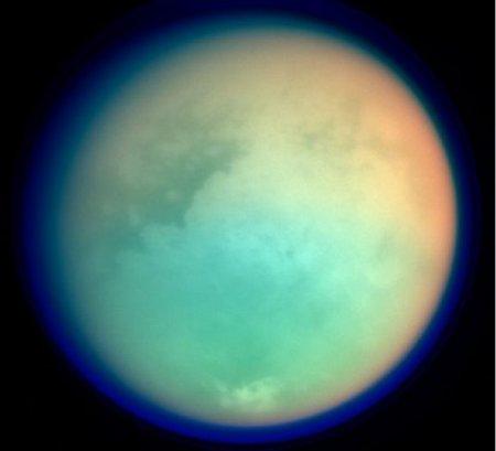 Ученые NASA обнаружили жизнь на Титане