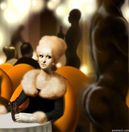 Рисунки Antoine Helbert