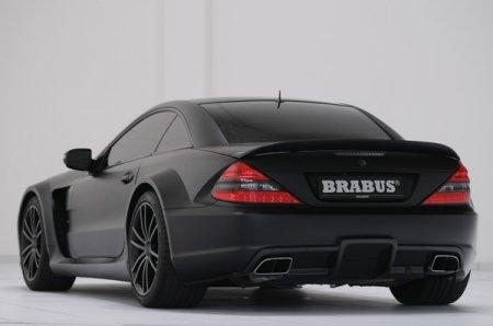 Mercedes Brabus T65 RS Vanish