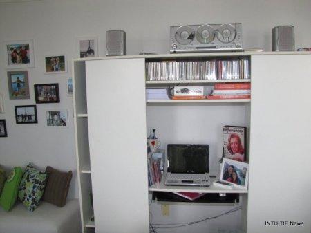 Фотографии домашних офисов