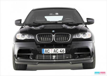 BMW X6 M от AC Schnitzer