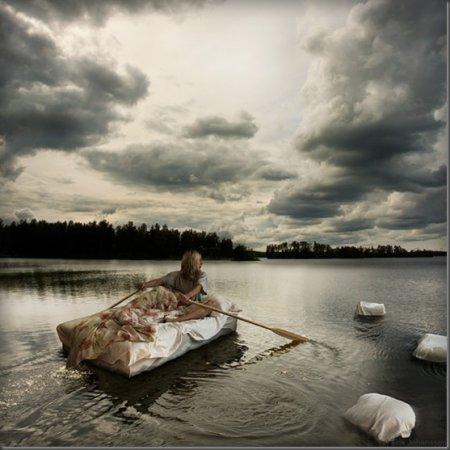 Веселые фотоманипуляции Эрика Йохансона