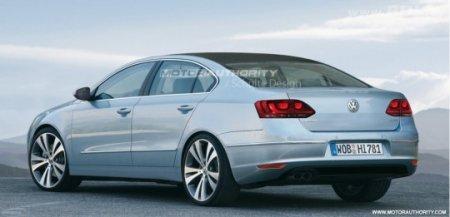 Новый Volkswagen Passat