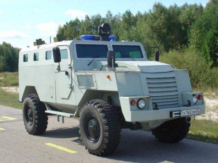 Минобороны России готовит броню от террористов