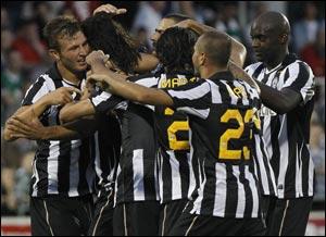Лига Европы 2010/11. Результаты 3-го квалификационного раунда (Первые матчи).