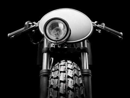 Yamaha RD 400 от Wrench Monkees