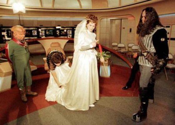 Странные свадьбы