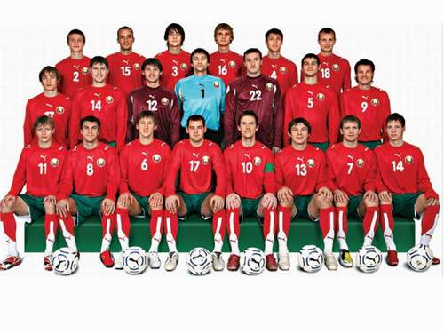 Сборная Беларуси сыграет товарищеский матч с литовцами