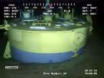 BP заявила о герметизации скважины в Мексиканском заливе