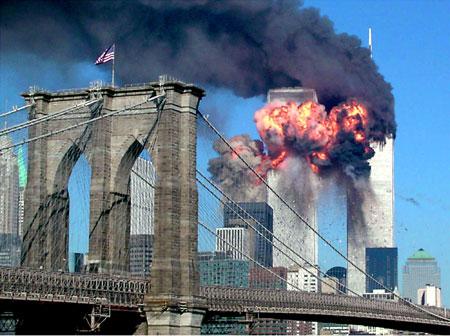 Странные факты трагедии 11 сентября