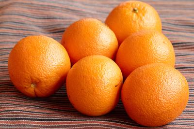 Апельсиновый пай