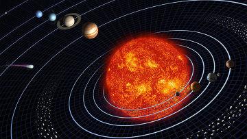 Парад планет можно будет увидеть в пятницу вечером