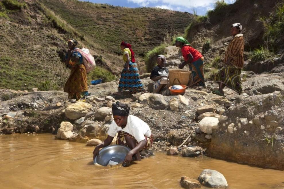 Работа Конго В совершенно сбивался