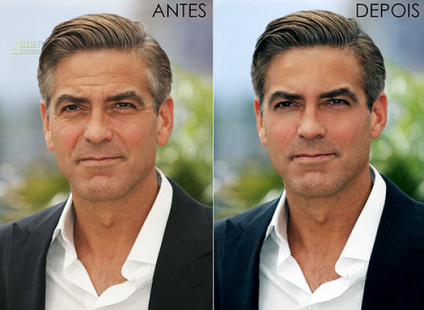 Photoshopped Celebrity Photos