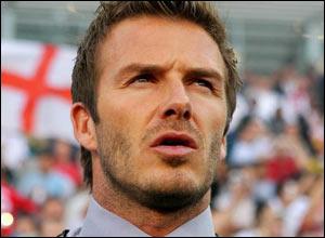 Дэвид Бекхэм откажет Капелло в проведении прощального матча за сборную Англии
