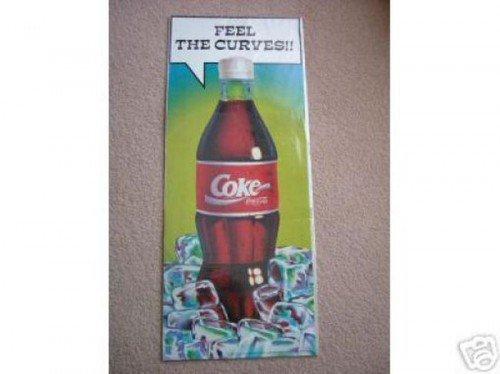 Раритетный постер компании Coca - Cola