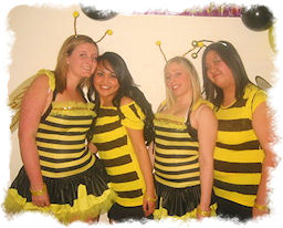 Факты про пчел