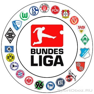 Футбол. Старт Бундеслиги