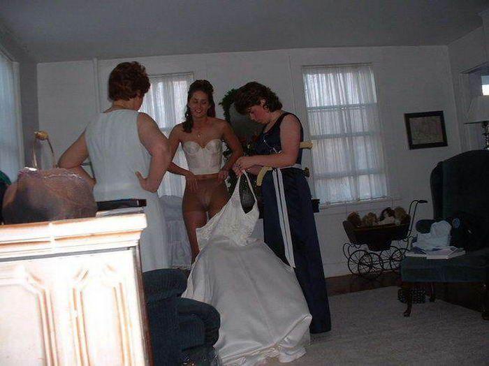 Порно актрис невесты перед свадьбой и после фото засветы