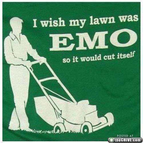 Потому что мы ЭМО!