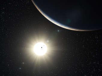 Обнаружена самая большая планетная система