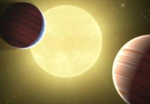 NASA открыло две новые планеты за пределами Солнечной системы