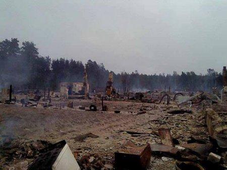 Россия: Беспомощны перед стихией